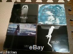 Luna Sea Complete Single Ltd Box Set 14 CD+DVD Inoran Sugizo X Japan Yoshiki