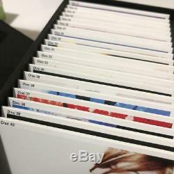 MADONNA CD SINGLE COLLECTION JAPAN 40 X 3CD BOX SET very rare