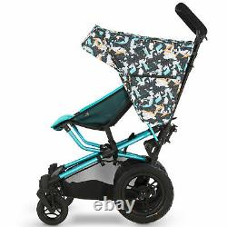Micralite FastFold Baby Stroller Pushchair Festival Special Edition