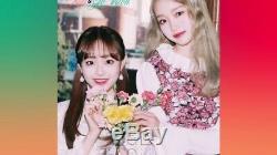 Monthly Girl Loona-Chuu&Go Won Single Album CD+Booklet+PhotoCard K-POP Sealed