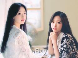 Monthly Girl Loona-Go Won&Olivia Hye Single Album CD+Booklet+PhotoCard K-POP