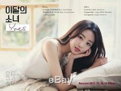 Monthly Girl Loona-Yves Single Album B Ver CD+Booklet+PhotoCard K-POP Sealed