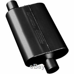 NEW Flowmaster Mufflers American Thunder 40 Series 2 1/4 Inlet/2 1/4 Out Steel