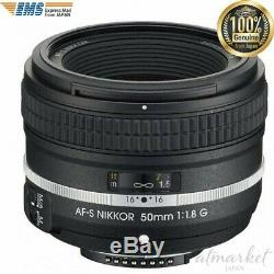 Nikon Single focus lens AF-S NIKKOR 50mm f/1.8G Special Edition Full size F/S