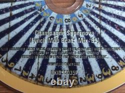 Oasis Champagne Supernova (Lynch Mob Beats Mix 95) Ultra Rare UK Promo CD