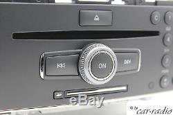 Original Mercedes W204 Comand Head Unit High ECE Single A2049062800 Navigation