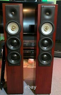 Paradigm Special Edition SE-3 Rosenut Tower Speaker (Single Speaker) Used