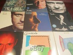 Phil Collins Hello Be Going Uk & Both Sides Wea 93 Lp +7 Remastered 180g+singles