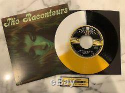 Raconteurs Help Me Stranger 7 TRI COLOR VINYL Third Man Records Jack White 2019