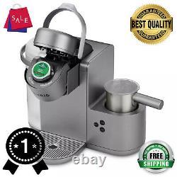(SALE)K-Cafe Special Edition Single Serve Coffee Latte & Cappuccino Maker