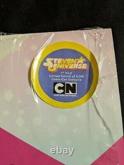 SDCC 2017 Exclusive Steven Universe 7 Vinyl Limited Edition
