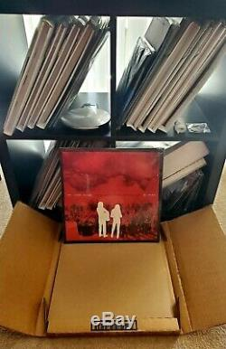 SEALED. FLAWLESS. Third Man Records Vault #4 The White Stripes UGWNL The B-Shows