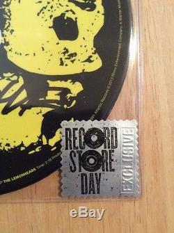 SIGNED Doyle Wolfgang von Frankenstein RSD 7 Vinyl Skulls Misfits Lemonheads