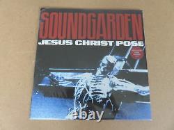 SOUNDGARDEN Jesus Christ Pose 12 & POSTER SLEEVE RARE 1992 ORIGINAL SEALED COPY