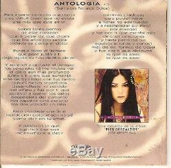 Shakira CD Single Antologia Rare Spain Collectors