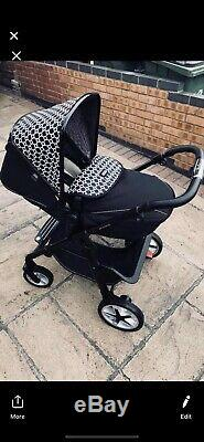 Silver Cross Pioneer Special Edition Travel System & Extras