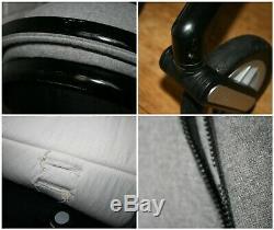 Silver Cross Surf 2 Special Edition Eton (grey) pram car seat travel system 3 in