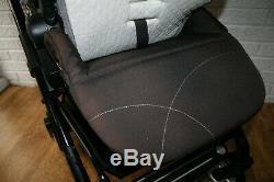 Silver Cross Wayfarer Special Edition Eton Grey pram travel system 3 in 1