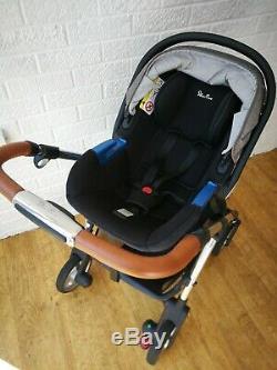 Silver Cross Wayfarer Special edition Chelsea pram pushchair travel system 3in1