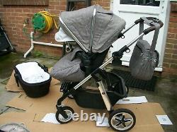 Silver cross Pioneer Brompton exclusive special edition travel system