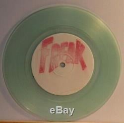 Silverchair FreakAustralian Pressing 1997 Clear Translucent Vinyl Ex to N Mint