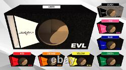 Stage 1 Special Edition Ported Subwoofer Box Skar Audio Evl-8 Evl8 8 Sub