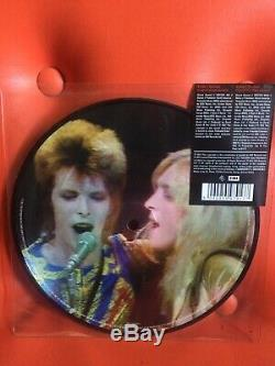 Starman by David Bowie RSD 7 (Vinyl, Apr-2012, EMI) Unbroken Seal
