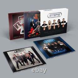 Steps Tears On The Dancefloor The Singles Collection Signed 4cd Box Set Bn