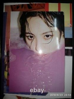 Sunmi Gashina 1st Single Special Edition CD Great Star Photocard VERY RARE