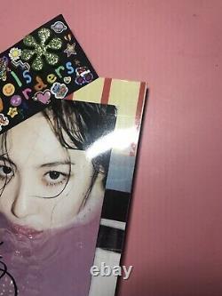 Sunmi Gashina Single Special Edition CD Autographed Signed Promo Wonder Girls