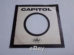 THE BEATLES Hey Jude/Revolution 1968 Capitol Swirl vinyl 7 45 Single ULTRA RARE