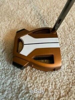 Taylormade Spider x putter 33 inch (single bend) with Special Edition Head cover