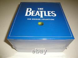 The Beatles The Singles Collection (23 x 7 Vinyl Singles Boxset incl. Book)