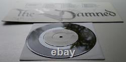 The Damned Shadow Of Love 1985 UK SIGNED x 4 Gatefold 7 Single 45 AWESOME