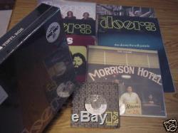 The Doors 7 Lp 180 Gram Numbered Box Set Sealed + All Bonus Jackets + 45 Single