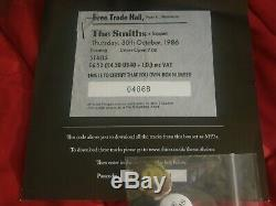 The Smiths Singles Box Set Original (12) VINYL 7'', Inserts, Pins, Poster, morrissey