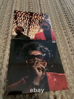 The Weeknd 7 Limited Vinyl Set All 13 Variants Heartless/Blinding Lights XOTWOD