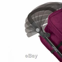 Urbini Omni Plus 3 in 1 Travel System, Special Edition Adjustable Lightweight