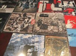 White Stripes Jack White Raconteurs Rare 12 & 7 Singles 180 Gram Vinyl 23 Lp's