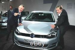 YELLO -The Key to Perfection- Special+Limited Edition VW Golf 7 Musik CD 2012