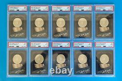 2018 Topps Allen Ginter X Black Cryptomonnaie #83 Psa 9 Mint Bit Coin Btc Doge