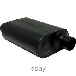 953048 Flowmaster Muffler Nouveau Pour Chevy Ram Truck F250 F350 Oval Dodge 1500 Ford