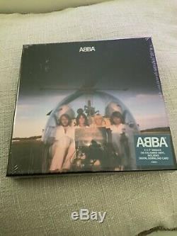 Abba Arrivée The Singles Box Set Scellés 4 Couleur Vinyle Polaire Numérotée