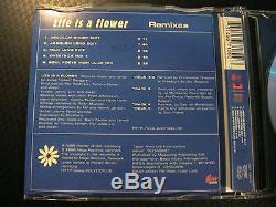 Ace Of Base La Vie Est Une Fleur Remixes Allemande Ltd 5tr CD