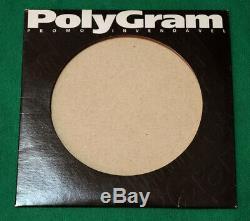 Adam Clayton Et Larry Mullen Theme From Missionimpossible Brésil 96 U2 CD Promo