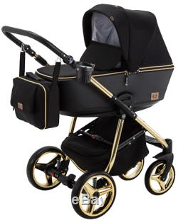 Adamex Reggio Special Edition 2in1 Poussette Poussette Kinderwagen 2in1