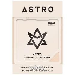 Astro-2018 Astro Spécial Unique Album Kihno Ver Kit + Manches + 12p Photocard + Cadeau