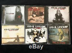 Avril Lavigne Under My Skin + Tous Les Célibataires Écroulerait IL N'a Pas Deluxe CD DVD