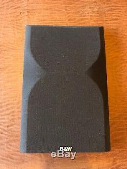 B & W Bowers Et Wilkins Cdm2 Cdm2 Special Edition Simple Excellent Orateur