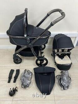 Babystyle Egg Poussette Special Edition Black Shadow